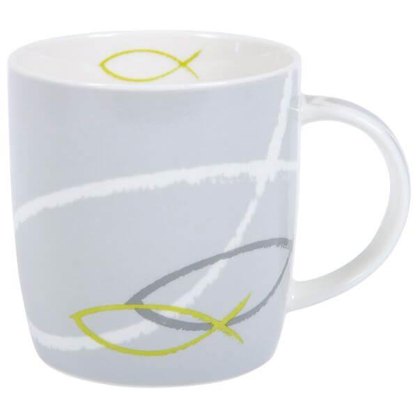 Tasse Fischdesign