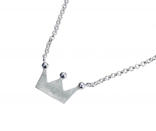 Halskette Krone