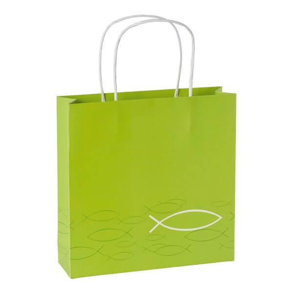 Geschenktasche Verde