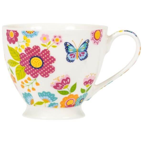Tasse Vintageflower 1