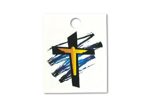 "Tattoo ""Jesus Cross"""
